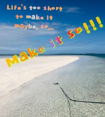 Make it so ad