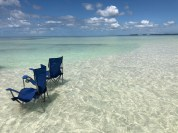 Another key west sandbar and chairs pic