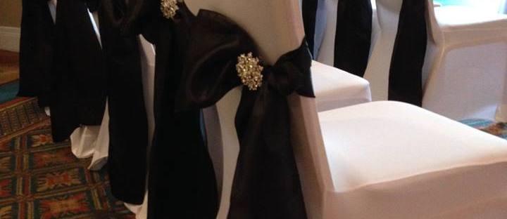 gatsby sash