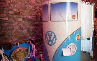 VW Campervan Booth