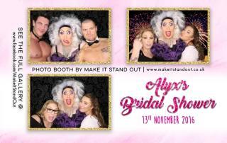 Alyx's Bridal Shower