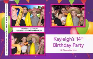 Kaylee's 14th Birthday Party