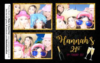 harriet's 21st