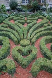 Gardens of Musee Carnavalet