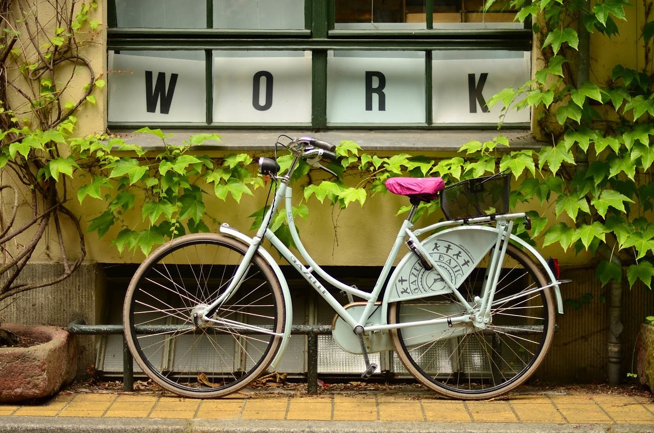 Day 10 – Countdown to Bike to Work Day