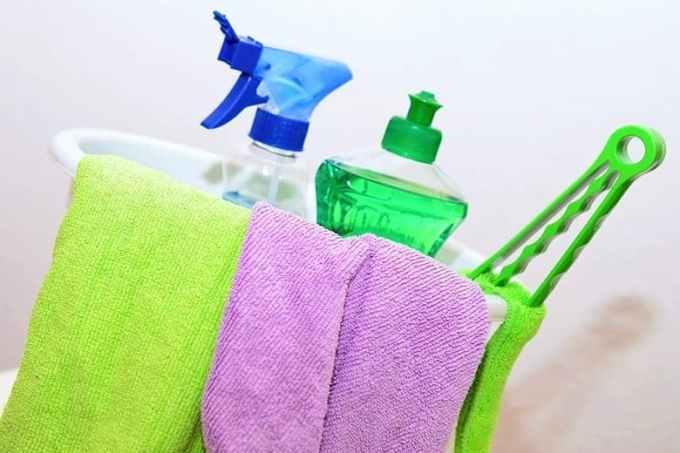 Εργαλεία Καθαριότητα Σπιτιού