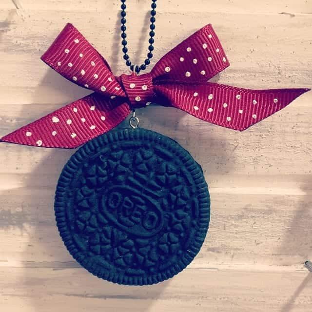 bonbon oreo cookie - BonBon Jewelry: Νόστιμα κοσμήματα από πηλό και αξεσουάρ