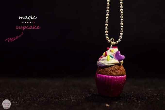 cupcake with polymer clay - BonBon Jewelry: Νόστιμα κοσμήματα από πηλό και αξεσουάρ
