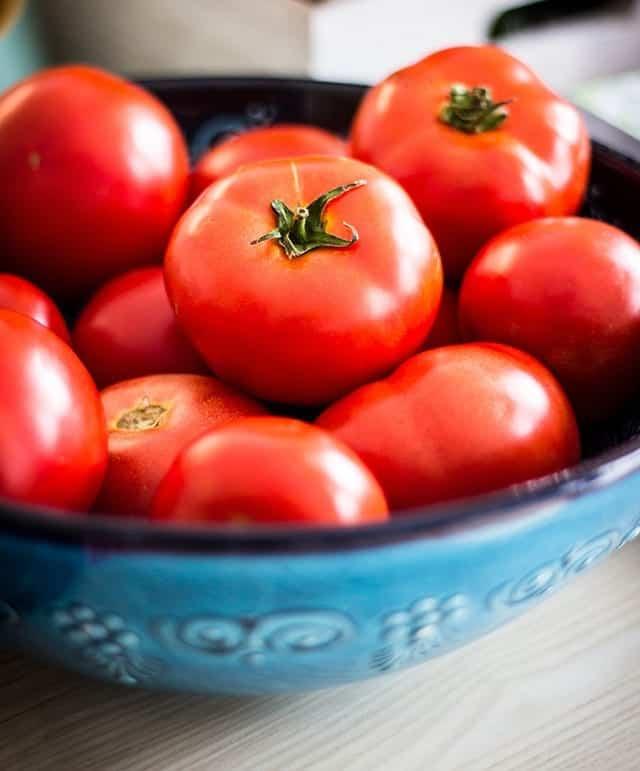 ντομάτες συντήρηση