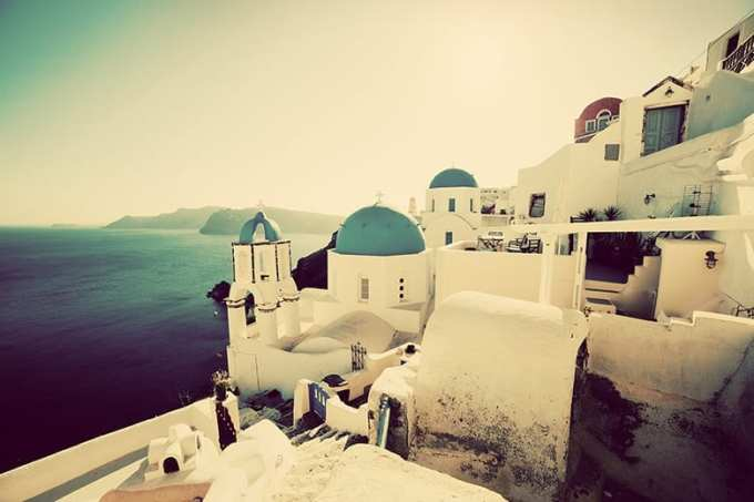 Σαντορίνη Ελληνικά Νησιά