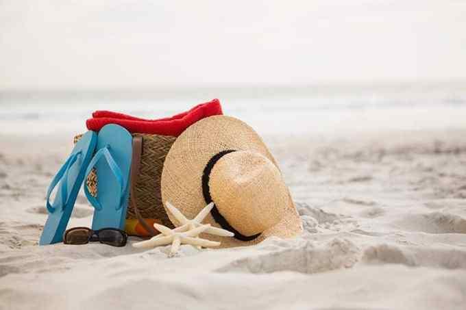 Τσάντα Θάλασσα Καπέλο