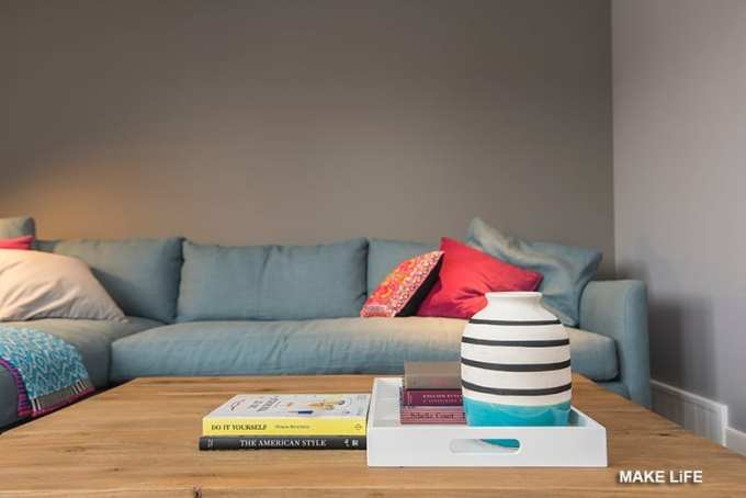 gray colour for living room - Τι χρώμα να βάψω τους τοίχους στο σαλόνι; 5 προτάσεις & ιδέες