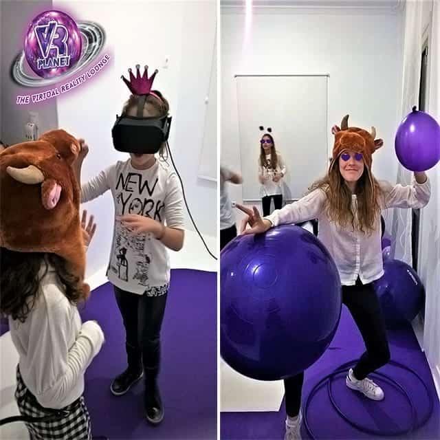 Vr Planet Peristeri - Ξεχωριστά παιδικά πάρτυ με τη σφραγίδα του VR Planet