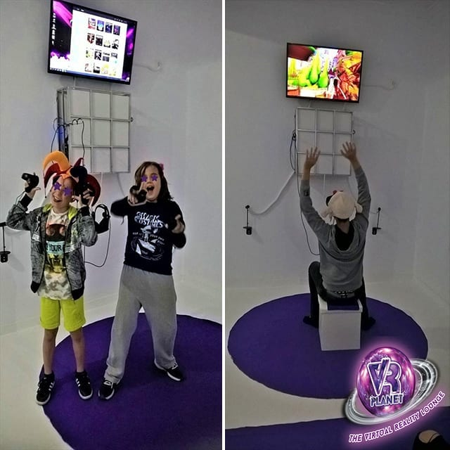 Vr planet party - Ξεχωριστά παιδικά πάρτυ με τη σφραγίδα του VR Planet