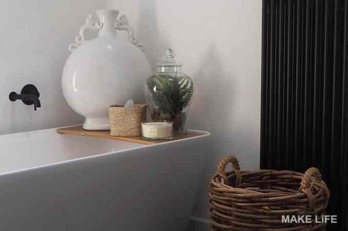 HOW DO YOU STYLE A BATHROOM - 7 ιδέες για την ανανέωση του μπάνιου με ελάχιστα χρήματα