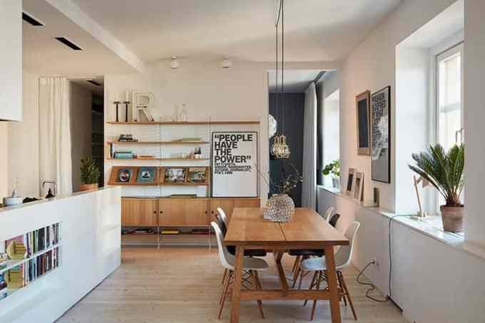 Διακόσμηση & ιδέες για την τραπεζαρία του σπιτιού
