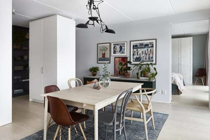 how to decorate your dining room - Απλές διακοσμητικές προτάσεις και ιδέες για την τραπεζαρία