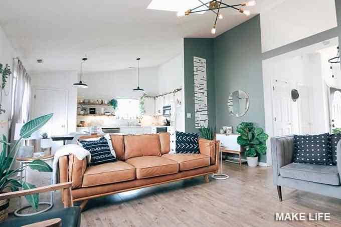 organizing your living room - Πως να βάλεις σε τάξη το σπίτι: Αναλυτικός οδηγός ανά δωμάτιο