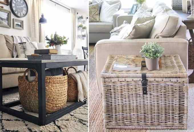 storage ideas for living room - 6 ιδέες & tips για την καλύτερη οργάνωση του καθιστικού σου