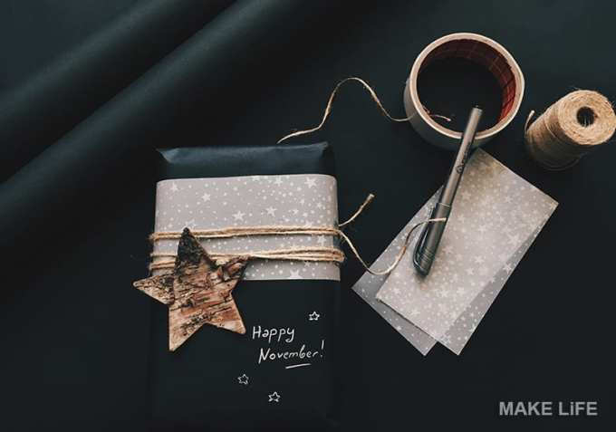 GIFT WRAP IDEAS 3 - Πως να τυλίξεις ένα δώρο. 6 τρόποι για το χριστουγεννιάτικο αμπαλάζ