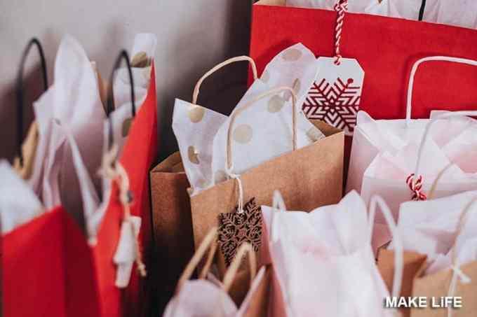 GIFT WRAP IDEAS 6 - Πως να τυλίξεις ένα δώρο. 6 τρόποι για το χριστουγεννιάτικο αμπαλάζ