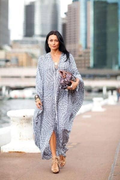 kaftan - Ανακάλυψε τα πιο δροσερά & άνετα ρούχα για τους ζεστούς καλοκαιρινούς μήνες
