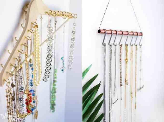 jewellery 1 - Πως να οργανώσεις τα κοσμήματά σου. Όμορφες ιδέες και λύσεις