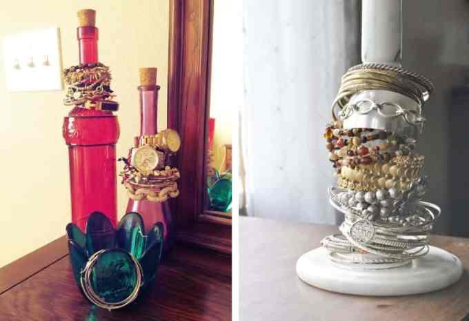 jewellery 5 - Πως να οργανώσεις τα κοσμήματά σου. Όμορφες ιδέες και λύσεις