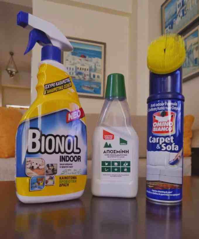 How do you deep clean a house with pets - Σπίτι με κατοικίδιο; Είδη και προϊόντα καθαρισμού που χρειάζεσαι