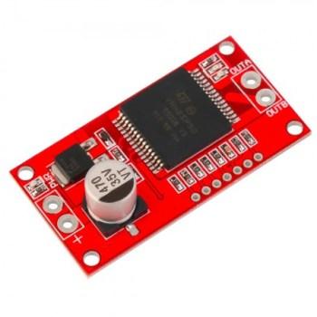 Драйвер двигателей для Arduino на VNH2SP30
