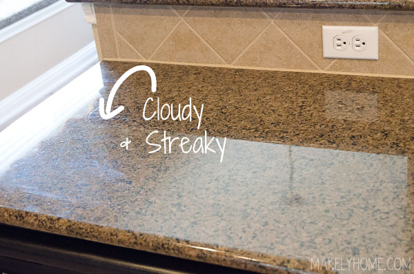 How To Clean Granite Countertops With Steam