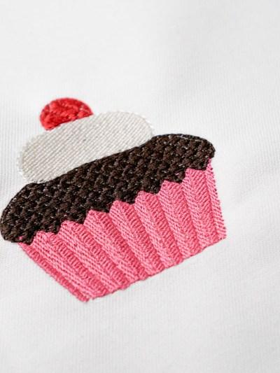 Stickdatei cupcake