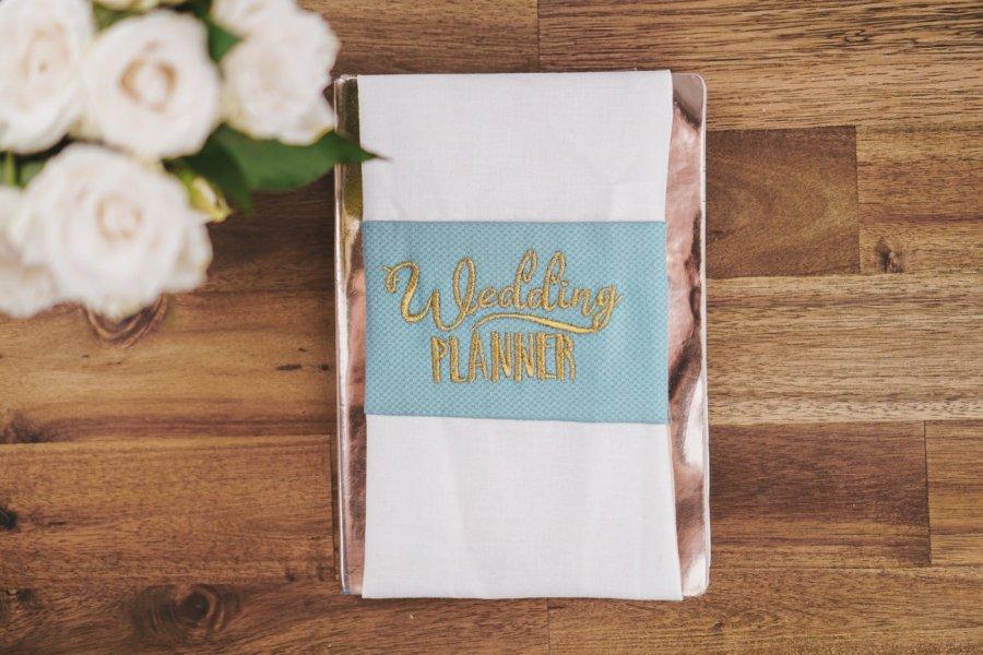 Stickdatei Hochzeitsplaner »Wedding planner« herunterladen