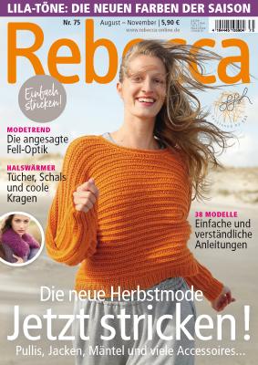 Rebecca Strickzeitschrift