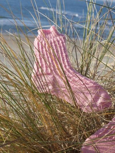Strickanleitung Socken »BERIT«