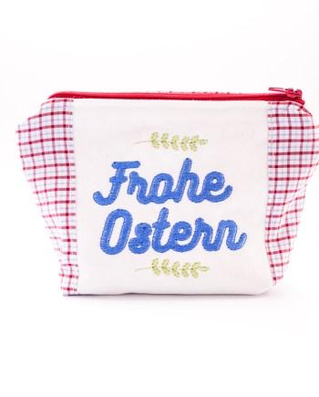 Stickdatei Frohe Ostern