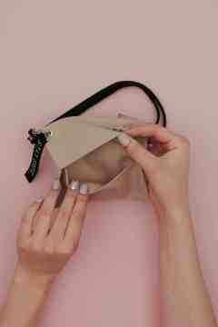 Maskentasche ITH als Stickdatei selber sticken / nähen