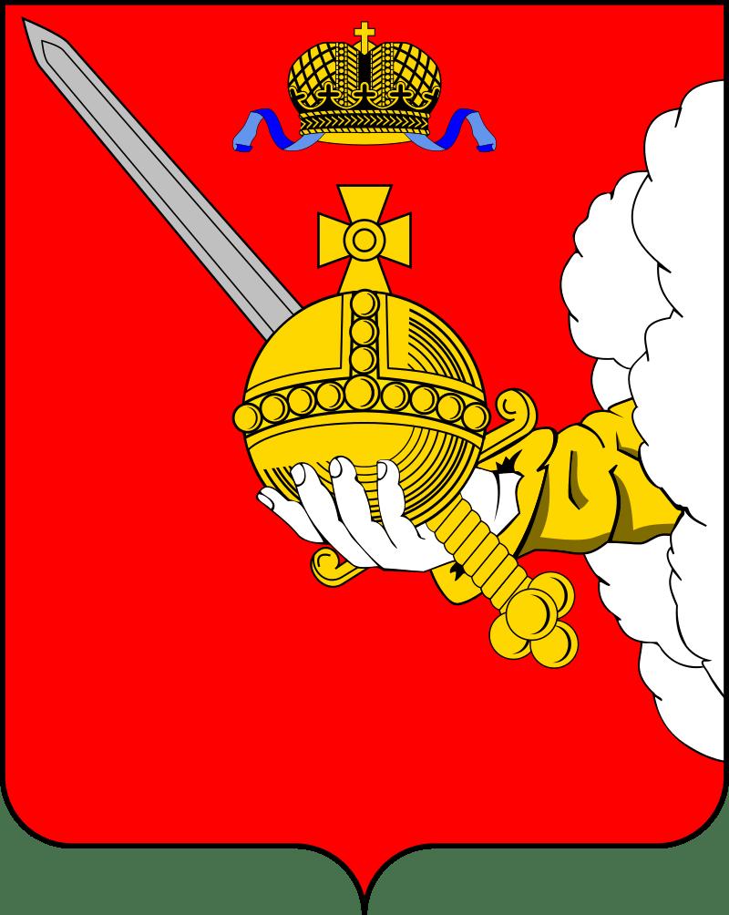 Вологодская область герб карты