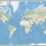 Тематические карты разработка на заказ