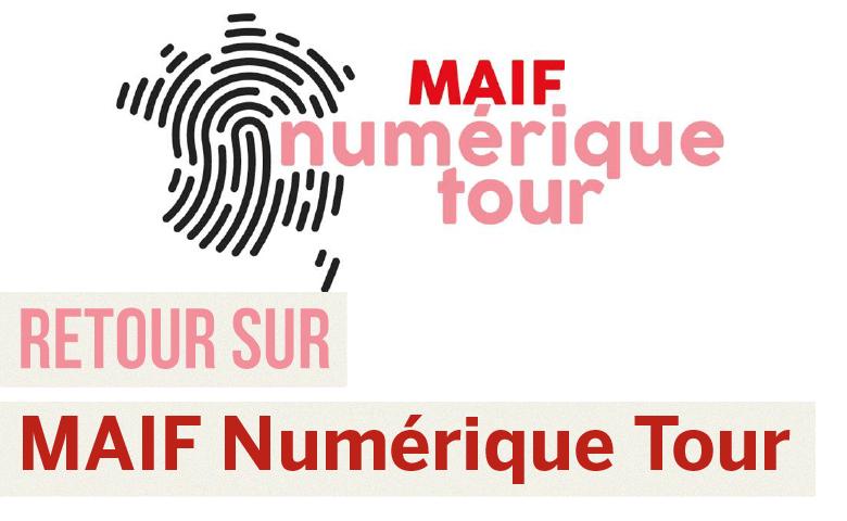 Retour sur le Maif Numérique Tour à Rennes !
