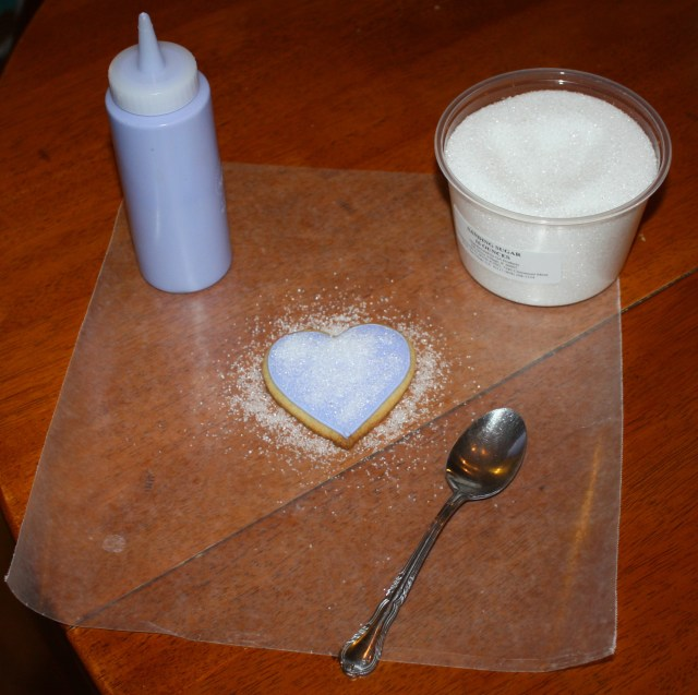 Sparkly Heart Sugar Cookies12