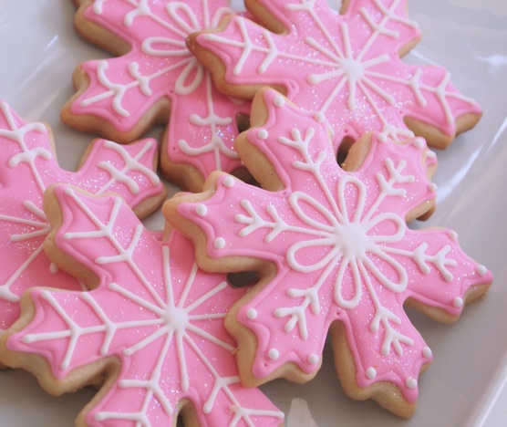 Simple Cookie Designs: A Very Girlie Christmas