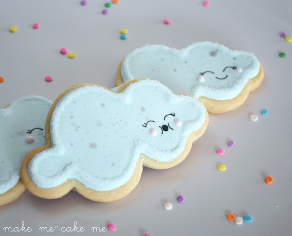 WinterSnowCloudCookies5