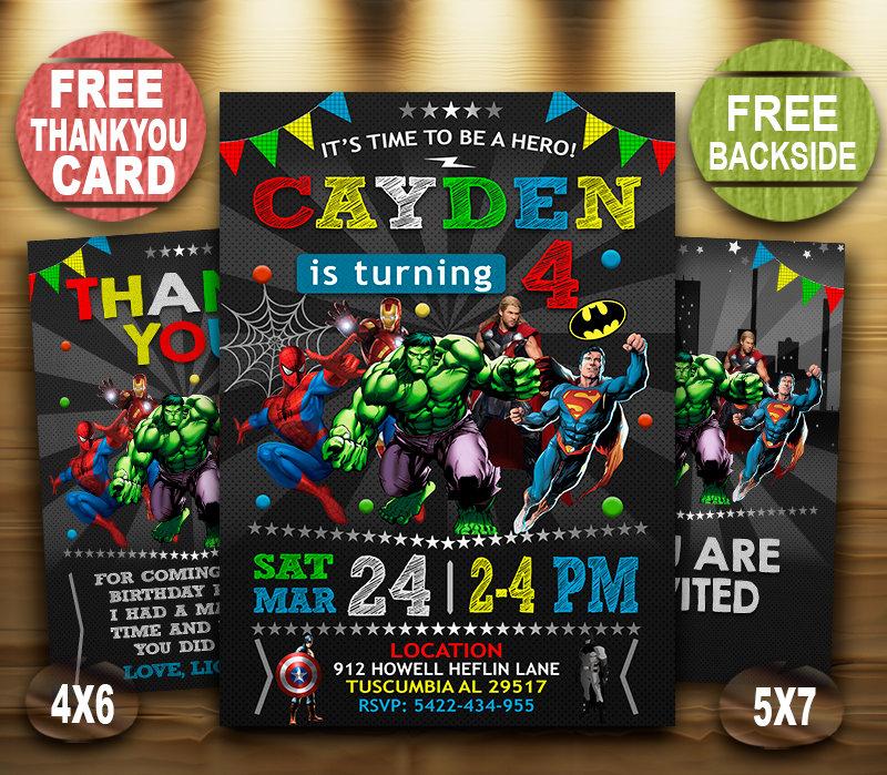 avengers birthday invites superhero invitation avengers invite superhero invite avenger birthday party avenger printable avenger card diy