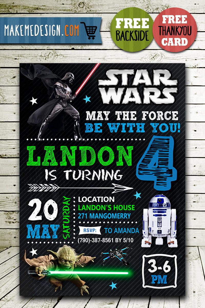 star wars birthday invitations template star wars invite star wars birthday party star wars printable diy