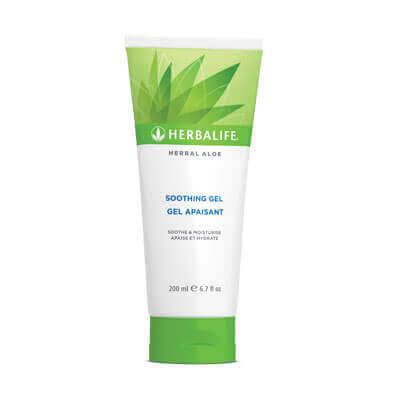 Herbalife Herbal Aloe Soothing Gel - 200ml