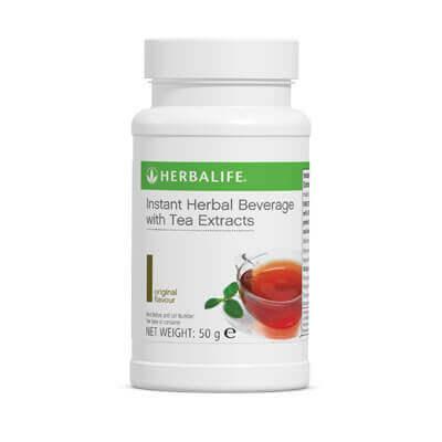 herbalife thermojetics beverage