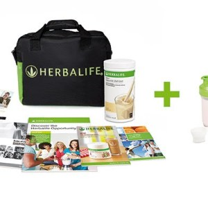 home-based herbalife business
