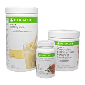 herbalife advanced weight loss