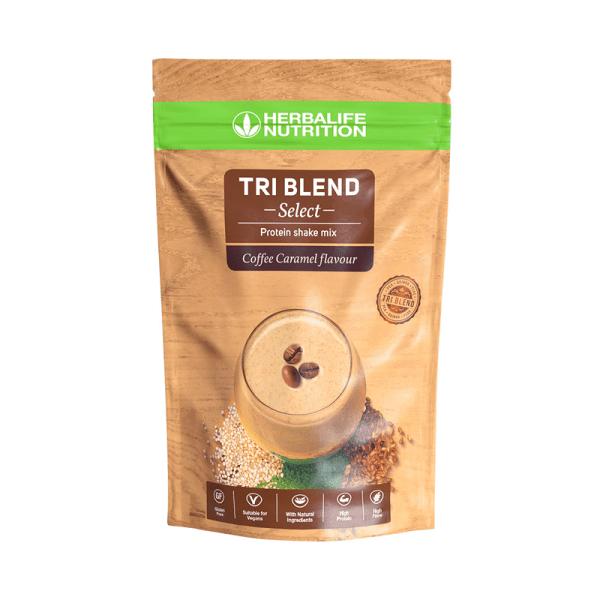 Tri Blend Select - Protein shake mix Coffee caramel